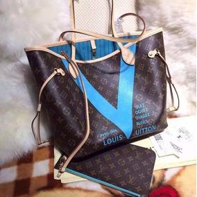 Bolsa Tipo Louis Vuitton