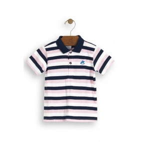 Camisa Mr2 Polo - Bebês no Mercado Livre Brasil f446016b52a