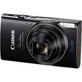 Camara Canon Powershot Elph 360 Hs Negra 12x Wi Fi Nfc 20.2