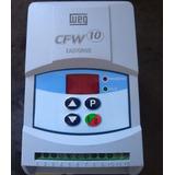 Inversor De Frequencia Cfw10 220vca/0,5cv