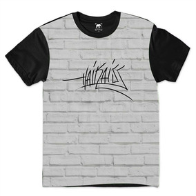 Camiseta Haikaiss Dmc Damassaclan Rap Freestyle A4 Ydias b5f8f8a0d2b