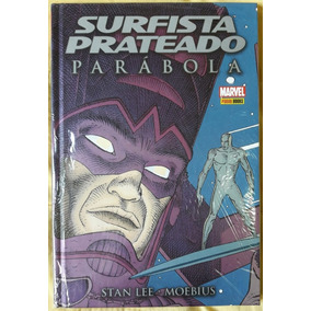 Hq Surfista Prateado Parábola - Ed. Panini - Frete Gratis