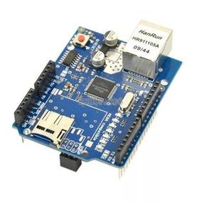 Ethernet Shiel Hanrun Arduino Uno Mega 2560 Ws100 Hr911105a