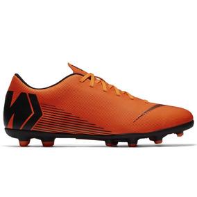 Tacho Nike Mercurial Vapor Naranja Negro Original Ah7378-810 9692f68c56ee9
