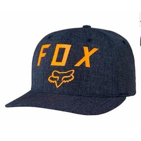 Gorra Number 2 Flexfit Talle Sm Xlx Azul Fox Original 57513ad511d