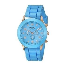 Reloj Basile 543555485 Turquesa