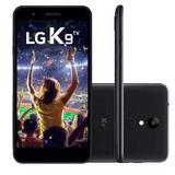 Celular Lg K9 Tv 4g Dual Chip 16gb Tela 5 Preto