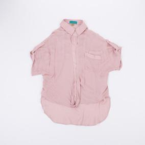 Camisa Anudada Rosa Blbell03/98 Tienda Oficial