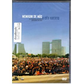 Dvd - Nenhum De Nós - A Céu Aberto ( Radar Records)