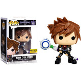 Funko Pop! Disney Kingdom Hearts Iii Vinyl Figure Sora #493