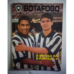Revista Oficial Botafogo Nº247/95 - A Mistica Da Camisa 7