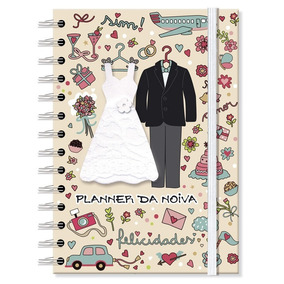 Planner Da Noiva Fina Ideia Noivado Casamento