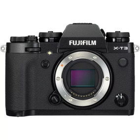 Câmera Fuji Xt3 Mirrorless Fujifilm X-t3 Garantia 1 Ano Nfe