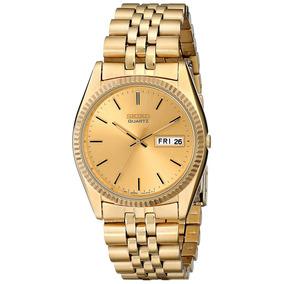 a63ac82e84f Relogio Constantin Classic Gold - Relógios no Mercado Livre Brasil