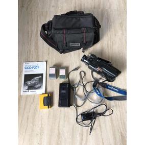 Cámara Handycam Sony Ccd-f201 Video 8