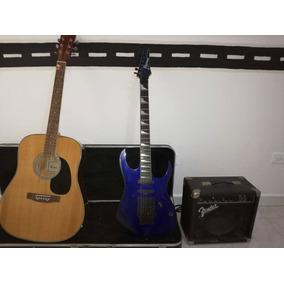 Guitarras Electricas Y Amplificador De Guitarras