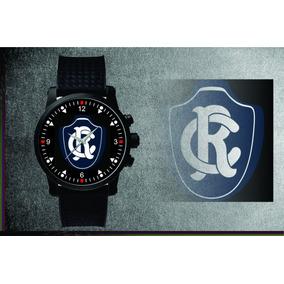 Relógio Personalizado Clube Do Remo Remista Brasil · R  84 90 03f2b85edf485