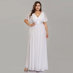 Vestido Novia Civil - Vestidos De novia de Mujer en Mercado Libre Chile 3b57342bb4f1