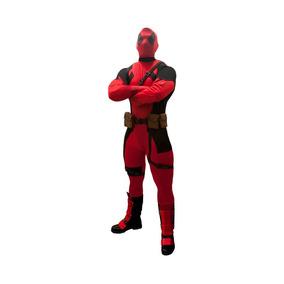Deadpool Disfraz - Disfraces en Mercado Libre México 2180c2aead69