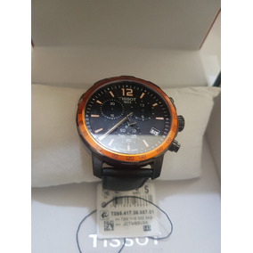 7cab05e3b9f Relógio Tissot Quickster Azul - Relógios no Mercado Livre Brasil