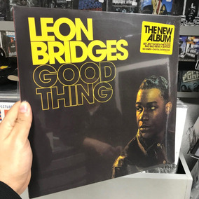 Lp Leon Bridges - Good Thing Vinyl Importado Lacrado