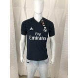 Camisa Real Madrid Vinicius Jr 18/19 Oficial