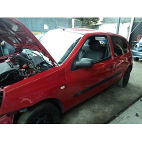 Renault Clio 2011 1.0 16v 2 Portas (((((( Sucata ))))))