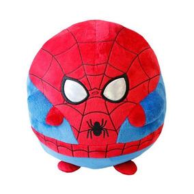 Peluche Beanie Ballz Spider-man Marvel
