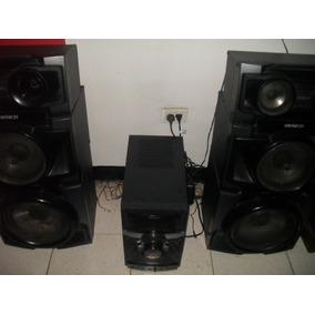 Equipo De Sonido Genezi