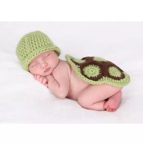 Disfraz Tortuga Para Bebe, Sesion De Fotos