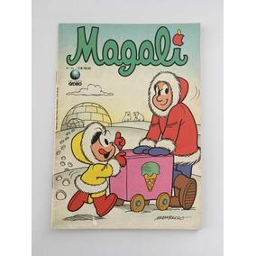 Hq Gibi Magali - Edição 32