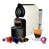 Cafetera Express Groberwert Capsulas Nespresso + Regalo