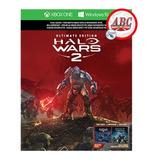 Juego Halo Wars 2 + Season Pass Xbox One Code ! Promocion !