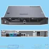 Server Dell Poweredge R220 Intel Xeon Quad Core 8gb 2tb Dvd