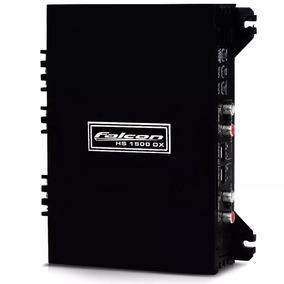 Módulo Amplificador - Falcon Hs1500 3 Canais + 3 Brindes