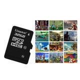 Ps Vita Memoria 32gb Con +180 Juegos