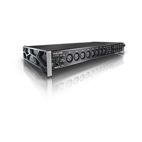 Interfaz De Audio Us-16x08 16 Entradas X 8 Salidas De Tascam