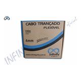 Caixa De Cabo 4mm Cftv Câmera Alimentação Bipolar Promocão