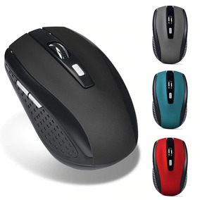 Mouse Gamer 1600 Dpi 2.4g Wireless Optical