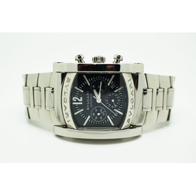 17ff60ef920 Relogio Bvlgari Stainless Steel - Relógios De Pulso no Mercado Livre ...