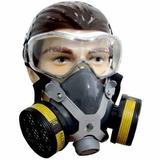 Mascara Respiratoria Com Filtro Para Produtos Quimicos - Agro ... ebfea609a3