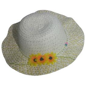 Sombrero Inf.paja Decoflores - El Regalón 38abb86a995