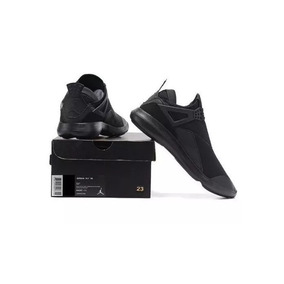 Tênis Nike Air Jordan Fly 89 Basquete Nba Black Original!