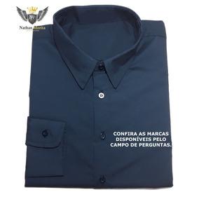 Camisa Plus Size Extra Grande Social Tamanhos Especiais