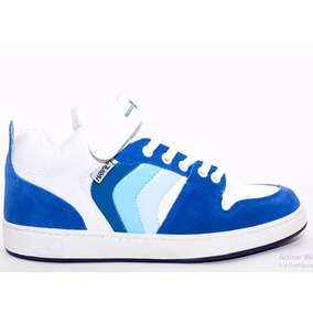 Zapatillas Krial Yan 610 Azul Degrade Skate