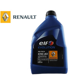 Oleo Motor Elf 10w40 Semissintético Renault Original Rn Tech