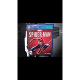 Spiderman Ps4 Juego