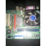 Placa Base Sis 761 Gx (pcchips)+ Athlon64 3200+ 1 Gb Ram