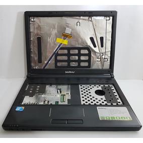 Notebook Intelbras I553 Defeito
