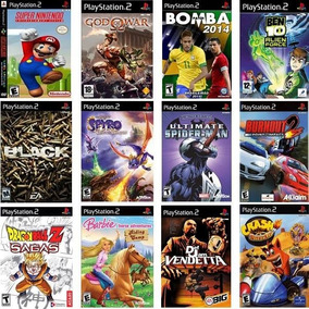 33 Jogos Patchs Para Playstation 2 Ps2 Games
